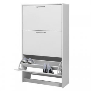 mueble zapatero leroy merlin basic 18 pares